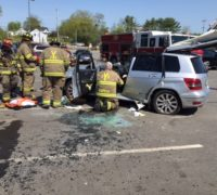 2016-5-23 Meadowbrook plaza crash with entrapment (1)